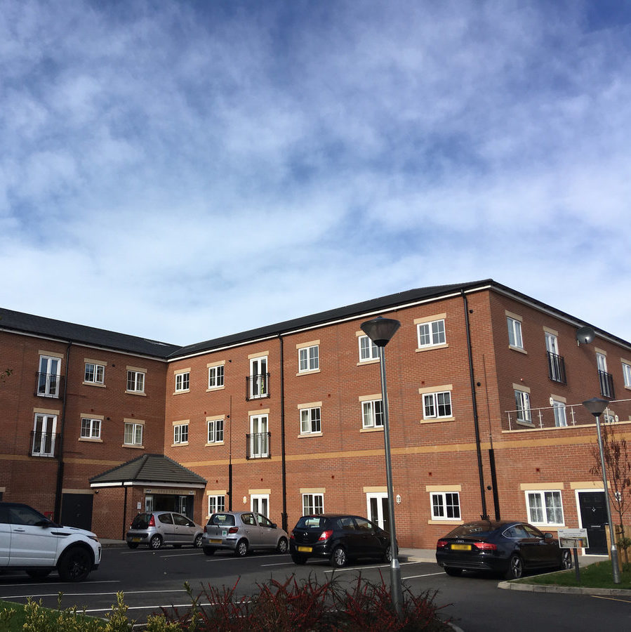 Commercial Window Cleaning Service in Burton