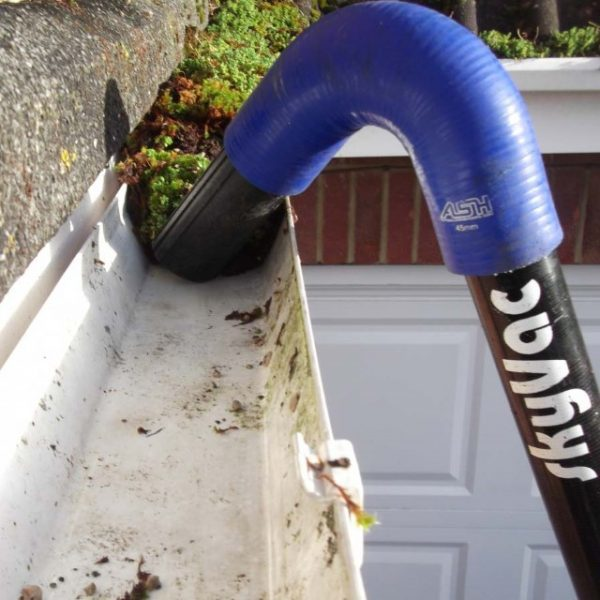 Gutter Cleaning Burton